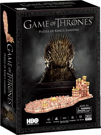 3D Palapeli Game of Thrones King´s Landing