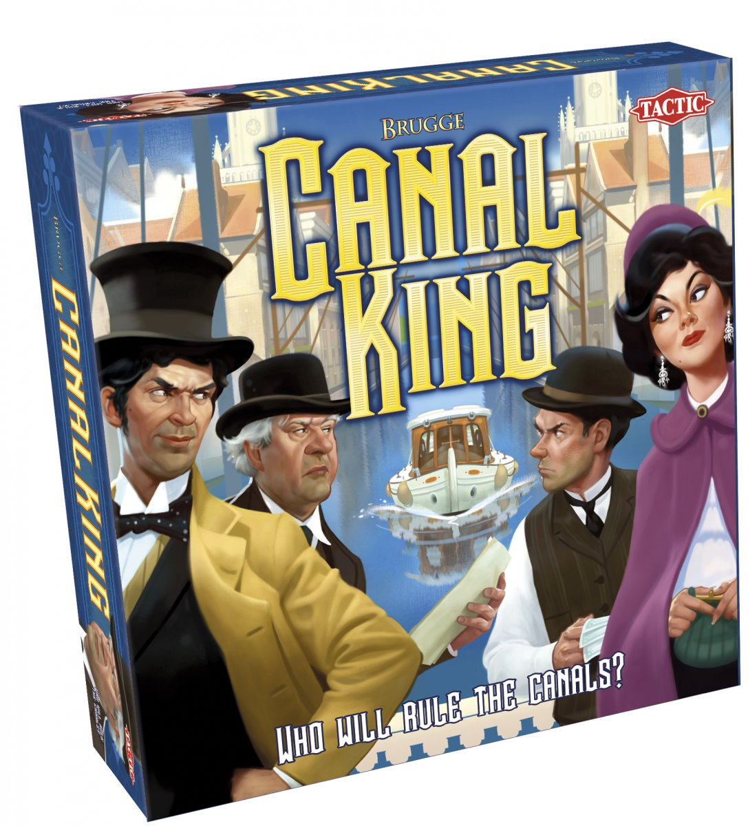 Canal King