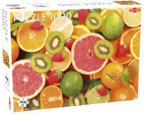 Puzzel Lovers' Special: Fruits - 1000 stukjes