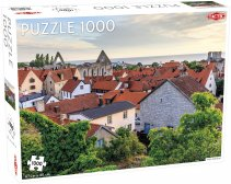 Puzzel Around the World, Northern Stars: Visby, Gotland - 1000 stukjes