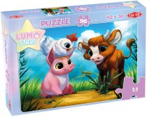 Lumo Stars Puzzle, On a Farm