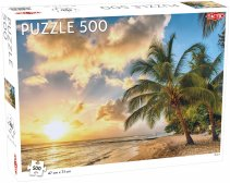 Puzzel Landscape: Beach - 500 pieces