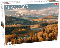 Puzzel Landscape: Mountain - 500 pieces