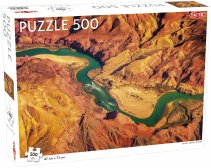 Puzzel Landscape: Desert, Grand Canyon - 500 pieces