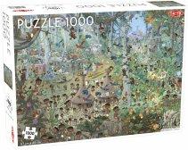 Bornebanden Jungle palapeli 1000 palaa