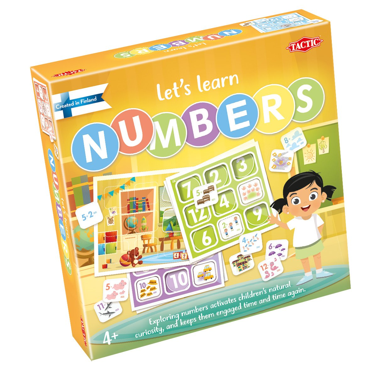 Let´s Learn Numbers