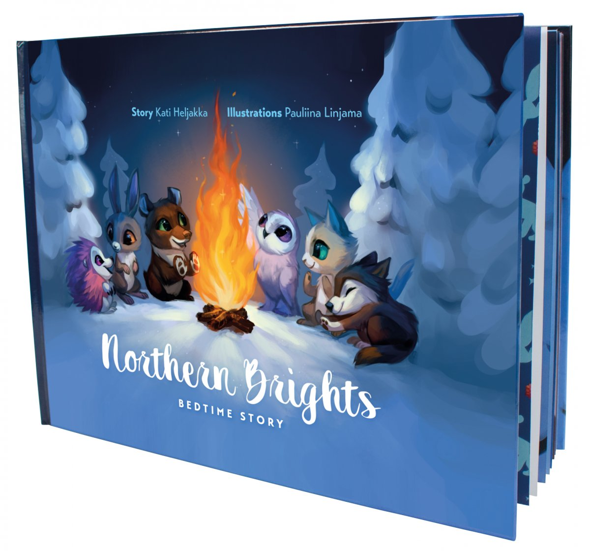 Lumo Stars, Northern Brights Bedtime Story