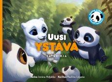 Panda Stars Satukirja: Uusi ystävä