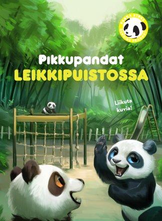 Panda Stars Leikkikirja: Pikkupandat leikkipuistossa