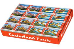 Planes & Helicopter (Mini Puzzel 54 stukjes) 32 in display