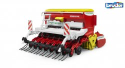 Pöttinger Vitasem 302ADD harrow-mounted seed drills