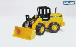 Articulated road loader FR 130