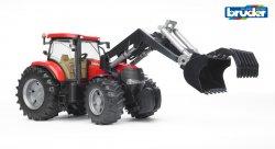 Case IH CVX 230 traktori etukuormaajalla