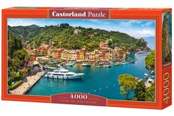 View of Portofino - 4000 stukjes