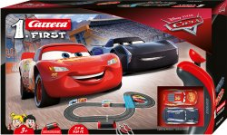 Carrera SLOT First Disney Pixar Cars