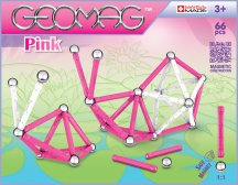Geomag Color Pink 66 pcs
