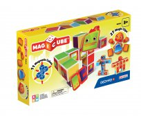 Geomag MagiCube Robots - 38 delig
