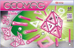 Geomag Color Pink 68 pcs