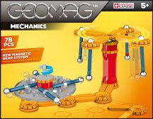 Geomac Mechanics 78pcs