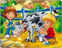 Larsen Lapset maatilalla 1 (Maxi) 18 palaa
