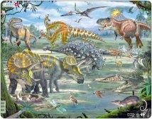 Larsen Dinosaurukset (Maxi)