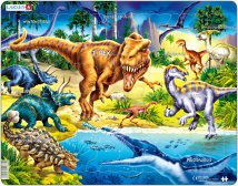 Larsen Dinosaurukset, liitukausi (Maxi)