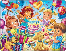 Larsen Syntymäpäiväjuhla (Maxi)
