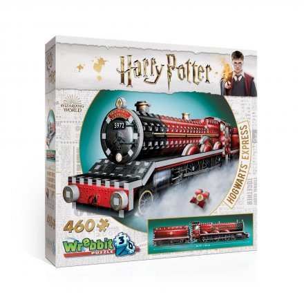Wrebbit 3D Harry Potter Hogwarts Express (460 palaa)